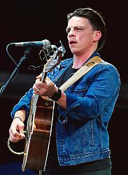 David Dunwell of The Dunwells performs at Sixways Stadium - Mandatory by-line: Matt McNulty/JMP - 14/07/2017 - Sixways Stadium - Worcester, England