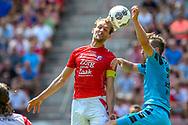 28-05-2017: Voetbal: FC Utrecht v AZ: Utrecht<br /> <br /> (L-R)  tijdens het Eredivisie duel tussen FC Utrecht en AZ op 28 mei 2017 in stadion Galgenwaard tijdens de finale play-offs <br /> <br /> Finale Play-offs, Eredivisie - Seizoen 2016 / 2017<br /> <br /> Foto: Gertjan Kooij