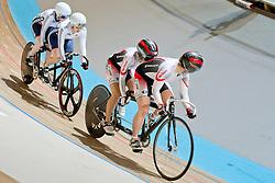 , JPN, GBR, Sprint FInals, 2015 UCI Para-Cycling Track World Championships, Apeldoorn, Netherlands