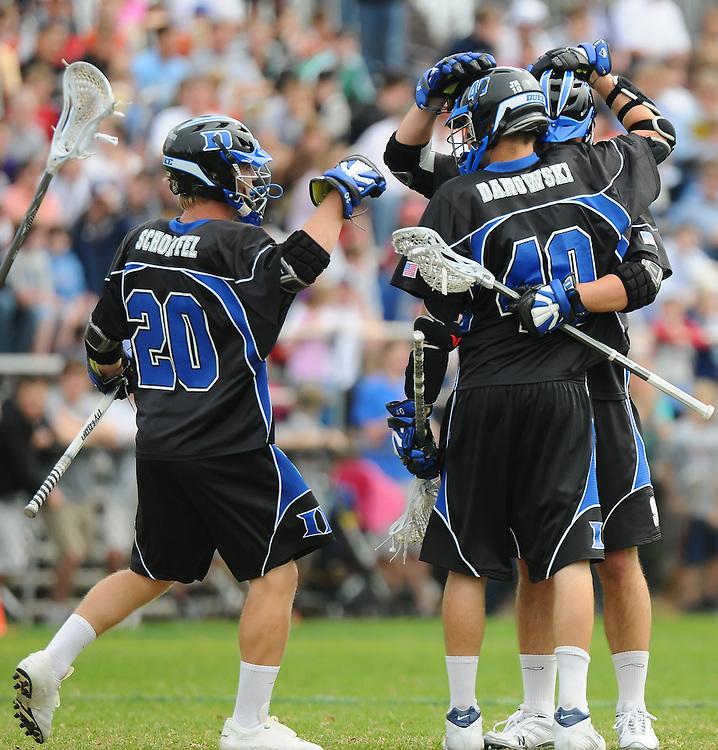 03/15/2008<br /> Durham NC<br /> <br /> Quinzani &amp; Greer Guide Top-Ranked Blue Devils Past No. 3 North Carolina, 19-9