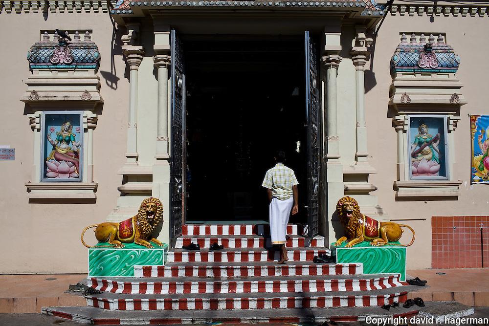Sri Mahamariamman Temple, Queen's St, George Town