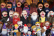 group of hand dolls