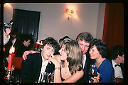 Richard Bott and Robert Howard at Piers Gaveston ball. Oxford town hall. 1981 approx.© Copyright Photograph by Dafydd Jones 66 Stockwell Park Rd. London SW9 0DA Tel 020 7733 0108 www.dafjones.com