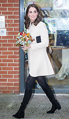Duchess of Cambridge- Hornsey 14-11-17