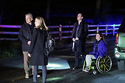 """After Hours"" -- The NCIS agents' personal plans are interrupted when each of them catches errors in a seemingly cut-and-dried closed case, on NCIS, Tuesday, March 1 (8:00-9:00 PM, ET/PT), on the CBS Television Network. Pictured left to right: Mark Harmon, Emily Wickersham Sean Murray and Margo Harshman,  Photo: Jace Downs/CBS ©2016 CBS Broadcasting, Inc. All Rights Reserved"