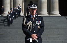 London: 13th National Police Memorial Day, 25 September 2016