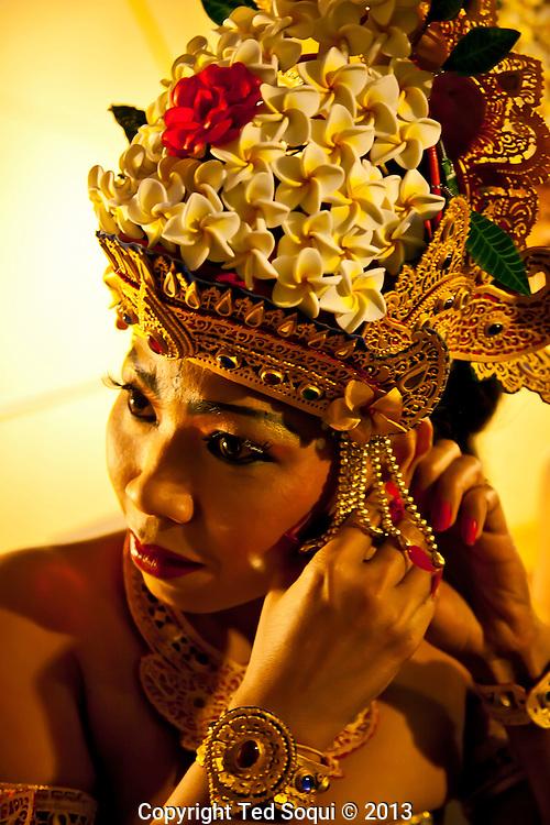 """A Night in Paradise. CalArts Balinese Gamelan """"Burat Wangi."""""""