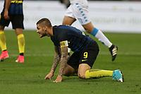 30.04.2017 - Milano - Serie A 2016/17 - 34a giornata  -  Inter-Napoli nella  foto: Mauro Icardi a terra