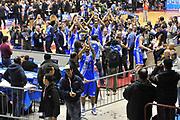 DESCRIZIONE : Milano Final Eight Coppa Italia 2014 Finale Montepaschi Siena - Dinamo Banco di Sardegna Sassari<br /> GIOCATORE : Team<br /> CATEGORIA : Ritratto Esultanza<br /> SQUADRA : Dinamo Banco di Sardegna Sassari<br /> EVENTO : Final Eight Coppa Italia 2014 Milano<br /> GARA : Montepaschi Siena - Dinamo Banco di Sardegna Sassari<br /> DATA : 09/02/2014<br /> SPORT : Pallacanestro <br /> AUTORE : Agenzia Ciamillo-Castoria / Luigi Canu<br /> Galleria : Final Eight Coppa Italia 2014 Milano<br /> Fotonotizia : Milano Final Eight Coppa Italia 2014 Finale Montepaschi Siena - Dinamo Banco di Sardegna Sassari<br /> Predefinita :