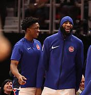 Detroit Pistons v Phoenix Suns - 29 Nov 2017