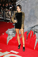 Jade Ewen, Thor: The Dark World - World film premiere, Odeon Leicester Square, London UK, 22 October 2013, Photo by Richard Goldschmidt)