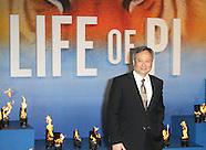 Life Of Pi - UK film premiere