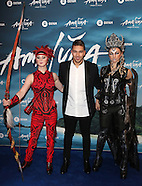 Cirque du Soleil Amaluna - opening night