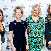 NLD/Rotterdam/20180126 - IFFR 2018, premiere La Holandesa, Danielle Guirguis, regiseusse Marleen Jonkman, scenario Daan Gielis, rifka Lodeizen