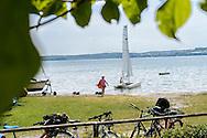 Lac de Constance, Bade-Wurtemberg, Allemagne.