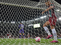 2019-10-20 Rio de Janeiro, Brazil soccer match between the teams of Flamengo and Fluminense , validated by the Brazilian Football Championship .in the Photo by André Durão / Swe Press Photo