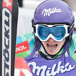 20100313: GER, FIS Worldcup Alpin Ski, Garmisch, Lady Slalom
