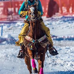 Lincoln Skijoring