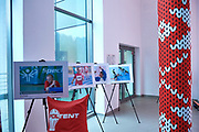 Poland, Wisla Malinka - 2018 November 18: Special Olympics Photo Exhibition expose during FIS Ski Jumping World Cup 2018-2019 at jumping hill of Adam Malysz on November 18, 2018 in Wisla Malinka, Poland.<br /> <br /> Mandatory credit:<br /> Photo by &copy; Adam Nurkiewicz<br /> <br /> Adam Nurkiewicz declares that he has no rights to the image of people at the photographs of his authorship.<br /> <br /> Picture also available in RAW (NEF) or TIFF format on special request.<br /> <br /> Any editorial, commercial or promotional use requires written permission from the author of image.