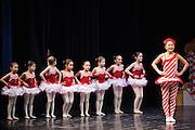 Lana's Dance Studio performs the Nutcracker at Gavalin College Theater in Gilroy, California, on December 20, 2013. (Stan Olszewski/SOSKIphoto)