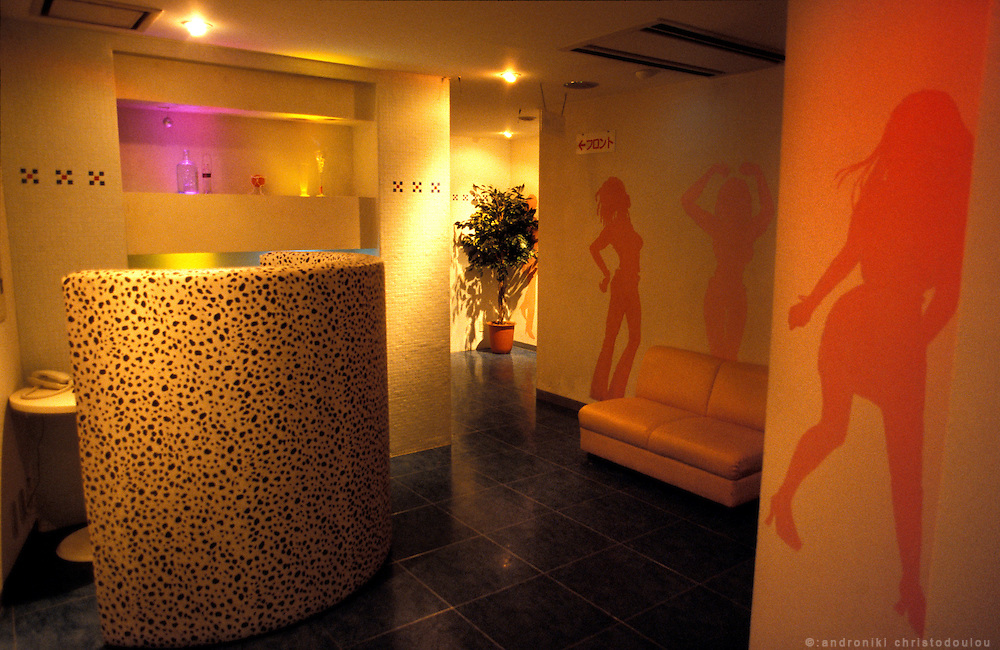 "HOTEL ""Beat WAVE""-SHIBUYA. The exit of the hotel is diffeerent from the entrance offering its clients extra discretion."
