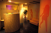 """HOTEL """"Beat WAVE""""-SHIBUYA. The exit of the hotel is diffeerent from the entrance offering its clients extra discretion."""