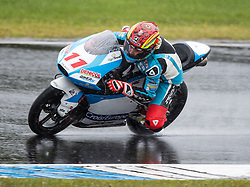 October 21, 2016 - Melbourne, Victoria, Australia - Belgian rider Livio Loi (#11) of RW Racing GP BV in action during the 2nd Moto3 Free Practice session at the 2016 Australian MotoGP held at Phillip Island, Australia. (Credit Image: © Theo Karanikos via ZUMA Wire)