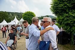 Balve - Optimum Deutsche Meisterschaft Dressur und Springen 2018<br /> Finale Deutsche Meisterschaft im Springreiten<br /> 2. Umlauf<br /> 10. Juni 2018<br /> © www.sportfotos-lafrentz.de/Stefan Lafrentz