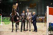 Thijs Derks - Guevara S<br /> Indoor Brabant 2017<br /> © DigiShots