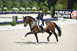 SCHMIDT Hubertus (GER), Escolar<br /> Aachen - CHIO 2019<br /> HAVENS Pferdefutter-Preis<br /> Grand Prix CDI4*<br /> 17. Juli 2019<br /> © www.sportfotos-lafrentz.de/Karl-Heinz Frieler
