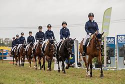 Achttal Van Halmaelen Broechem, <br /> Nationaal Tornooi LRV Ponies<br /> Zonnebeke 2019<br /> © Hippo Foto - Dirk Caremans<br />  29/09/2019