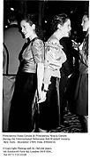 Principessa Fiona Corsini & Principessa Nencia Corsini  during the International Debutante Ball.Waldorf Astoria. New York.  December 1989. Film. 89666f16<br /> © Copyright Photograph by Dafydd Jones. 66 Stockwell Park Rd. London SW9 0DA. Tel 0171 733 0108