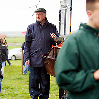 A bookie checks out the other odds at the Lisdoonvarna races over the weekend.<br /><br /><br /><br />Photograph by Yvonne Vaughan.