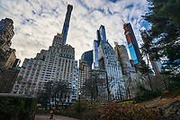 Central Park @ West 59th Street, Midtown