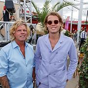 NLD/Utrecht/20180830 - Deelnemers Expeditie Robinson 2018, DJ Tony Junior en zijn vader