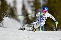 14.03.2015, Olympia Worldcup course, Are, SWE, FIS Weltcup Ski Alpin, Are, Salom, Damen, 1. Lauf, im Bild Veronika Velez Zuzulova (SVK, 2. Platz) // second placed Veronika Velez Zuzulova of Slovakia in action during 1st run for the ladie's Slalom of the FIS Ski Alpine World Cup at the Olympia Worldcup course in Are, Sweden on 2015/03/14. EXPA Pictures &copy; 2015, PhotoCredit: EXPA/ Nisse Schmidt<br /> <br /> *****ATTENTION - OUT of SWE*****