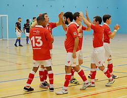 - Photo mandatory by-line: Nizaam Jones - Mobile: 07583 387221 - 02/11/2014 - SPORT - Futsal - Gloucester - Gloucester University - v BCFC Futsal- Sport