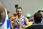 DESCRIZIONE : Campionato 2014/15 Dinamo Banco di Sardegna Sassari - Virtus Granarolo Bologna<br /> GIOCATORE : Manuel Vanuzzo<br /> CATEGORIA : Esultanza Tifosi Ultras Pubblico<br /> SQUADRA : Dinamo Banco di Sardegna Sassari<br /> EVENTO : LegaBasket Serie A Beko 2014/2015<br /> GARA : Dinamo Banco di Sardegna Sassari - Virtus Granarolo Bologna<br /> DATA : 12/10/2014<br /> SPORT : Pallacanestro <br /> AUTORE : Agenzia Ciamillo-Castoria / M.Turrini<br /> Galleria : LegaBasket Serie A Beko 2014/2015<br /> Fotonotizia : Campionato 2014/15 Dinamo Banco di Sardegna Sassari - Virtus Granarolo Bologna<br /> Predefinita :