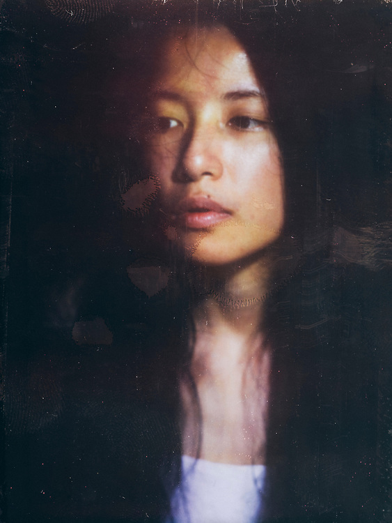 A portrait of a young Hong Kong artist.
