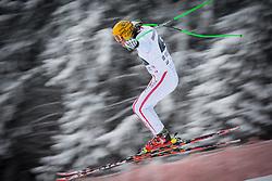 21.02.2013, Kandahar, Garmisch Partenkirchen, AUT, FIS Weltcup Ski Alpin, Abfahrt, Herren, 1. Training, im Bild Max Franz (AUT) // Max Franz of Austria in action during 1st practice of the  mens Downhill of the FIS Ski Alpine World Cup at the Kandahar course, Garmisch Partenkirchen, Germany on 2013/02/21. EXPA Pictures © 2013, PhotoCredit: EXPA/ Johann Groder
