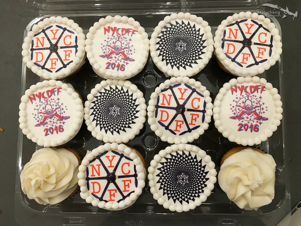 NYCDFF cupcakes!