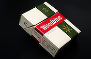 Packet of 20 Woodbine Cigarettes - Apr 2016
