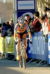 29-01-2006 WIELRENNEN: UCI CYCLO CROSS WERELD KAMPIOENSCHAPPEN ELITE: ZEDDAM <br /> Wilant van Gils<br /> ©2006-WWW.FOTOHOOGENDOORN.NL