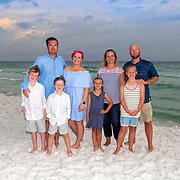 McMahon-Camp Family Beach Photos