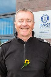 Divisional Chief Superintendant, Julian Innes, Police Scotland - Highlands and Islands.<br /> <br /> (c) Malcolm McCurrach | EdinburghElitemedia.co.uk<br /> <br /> Notes: Police Scotland seize drugs worth &pound;117,000 following Highland raids.