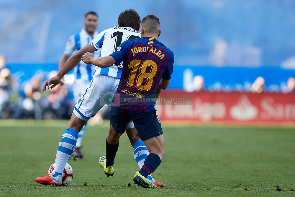 صور مباراة : ريال سوسيداد - برشلونة 1-2 ( 15-09-2018 ) 20180915-zaa-a181-246