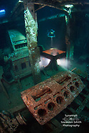 Silver Medal, Wrecks,  UnderwaterPhotography.com awards 2016 <br />
