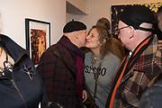 STEPHEN JONES, PLUM LE TAN, Them, Redfern Gallery PV. Cork St. London. 22 January 2020