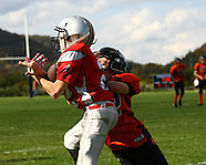 Football 2011 Warriors Midgets vs Little Valley