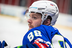 ZAJC Miha (SLO) during OI pre-qualifications of Group G between Slovenia men's national ice hockey team and Japan men's national ice hockey team, on February 9, 2020 in Ice Arena Podmezakla, Jesenice, Slovenia. Photo by Peter Podobnik / Sportida